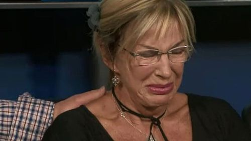 Jonathon Dick's mother Carol Cloke