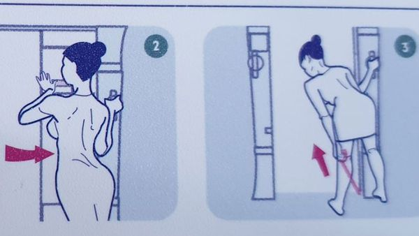 sexist safety card