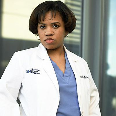 Chandra Wilson as Miranda Bailey: Then