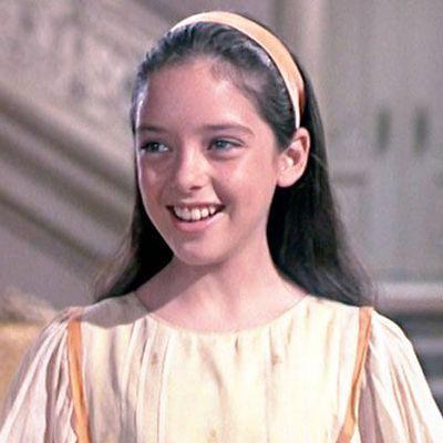 Angela Cartwright as Brigitta von Trapp: Then