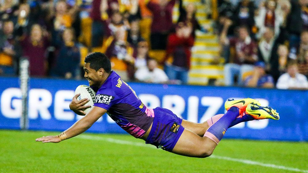 Milford sparks Broncos to win over Eels