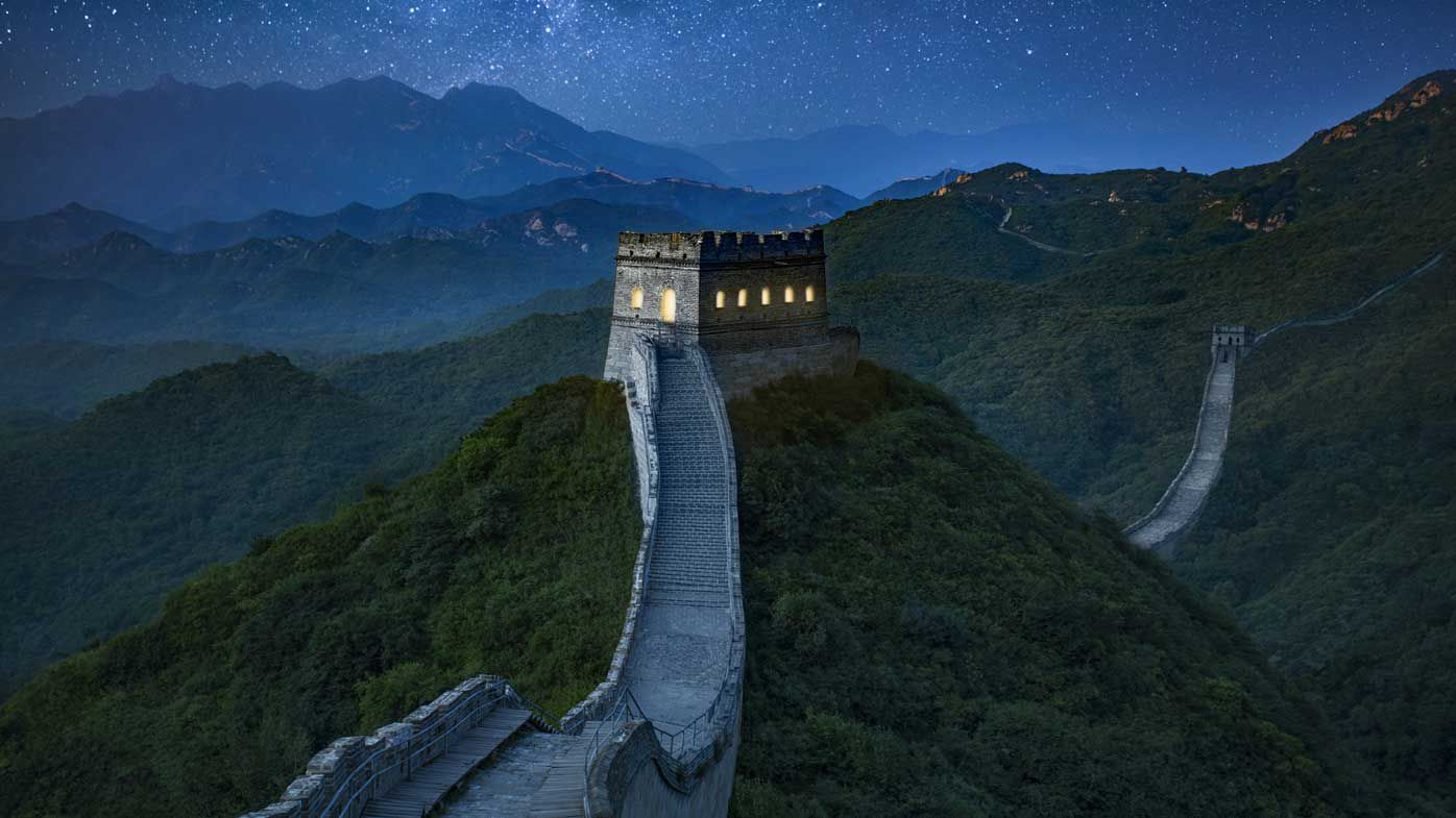 Airbnb contest Great Wall of China
