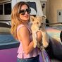 Instagram 'rich mum' accused of animal cruelty over lion cub in car