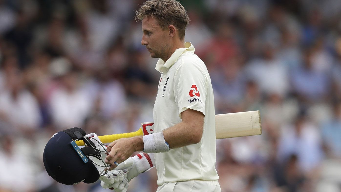 Former Australian Test great Ian Healy calls out 'anxious' Joe Root