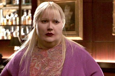 "Gwyneth Paltrow famously wore a fat suit in <i>Shallow Hal</i>. ""It was so sad. it was so disturbing. No one would make eye contact with me because I was obese,"" said Paltrow of her experience in the fat suit."
