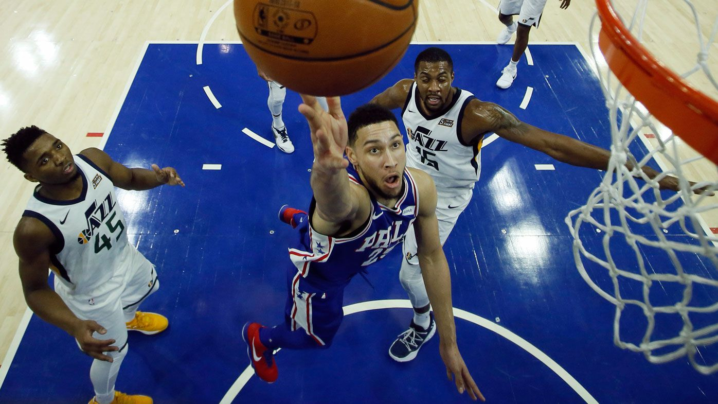 Ben Simmons explains why he deserved NBA Rookie of the Year award over Donovan Mitchell