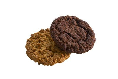 Arnott's Choc Ripple cookie: Three-quarters of a teaspoon of sugar