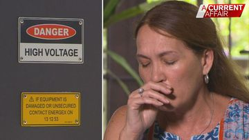 Grandmother fears home could 'go up in smoke'