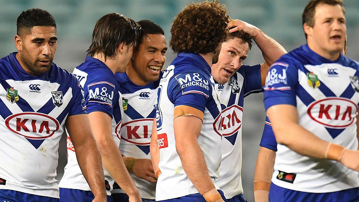 Canterbury Bulldogs fined over NRL ref spray in win over Brisbane Broncos
