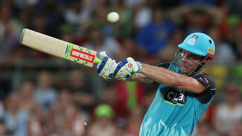 Neck pain won't slow Lynn down for Australia