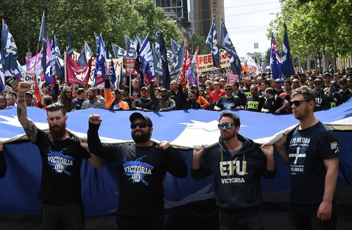 The ACTU says four out of five workers aren't receiving pay rises in line with the cost of living, driving many into poverty.