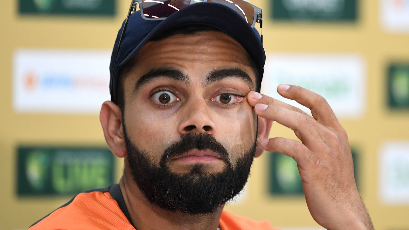 'A different dimension all together': Virat Kohli celebrates DRS ahead of Perth Test despite string of 'inconclusive' results