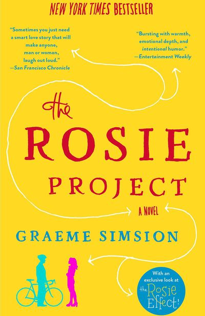 The Rosie Project byGraeme Simsion