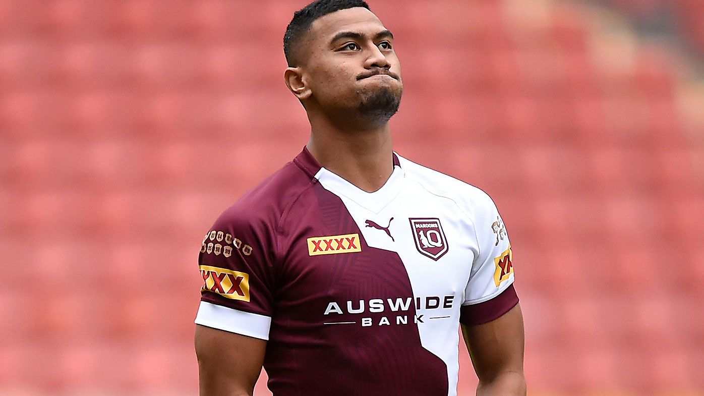 NSWRL raises questions over Ronaldo Mulitalo's State of Origin eligibility for Queensland