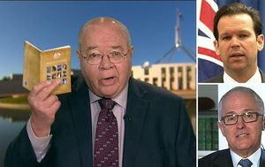 Laurie Oakes brands Turnbull 'silly' as dual citizenship issue plagues parliament