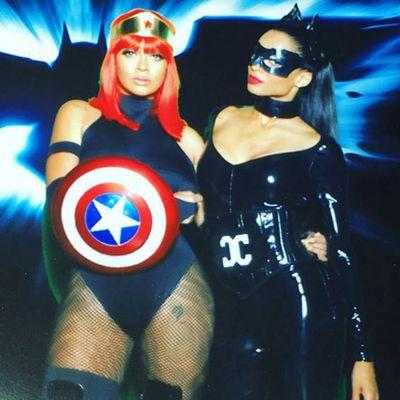 La La Anthony and Ciara