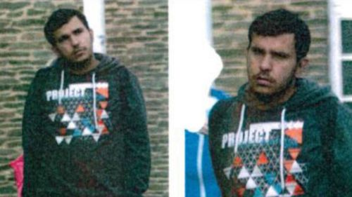German police hunt for Syrian man with 'ISIS motive' suspected of planning bomb attack