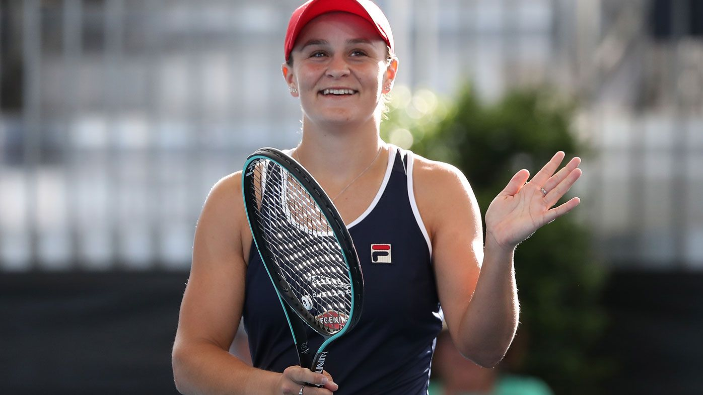 Australian Open - Ashleigh Barty vs Polona Hercog Preview & Prediction