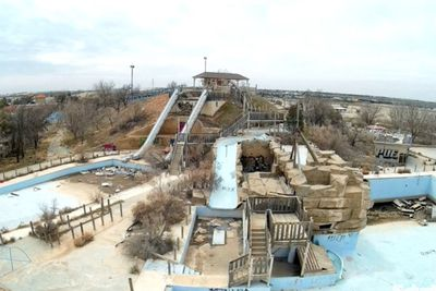 <strong>Water Wonderland, Texas</strong>