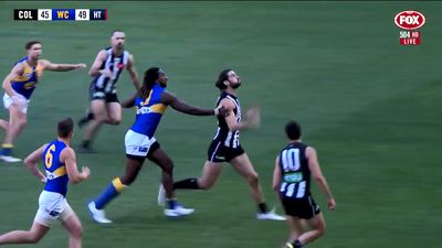 West Coast Eagles ruckman Nic Naitanui set for second knee reconstruction after ACL tear