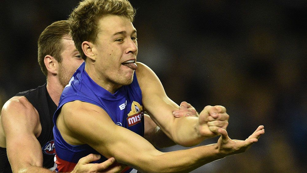 'Dogs, chasing flag, want less AFL love