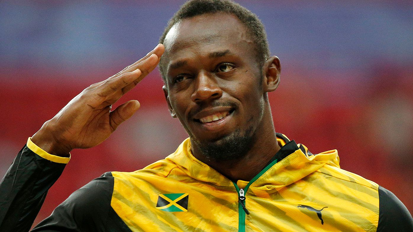 Central Coast Mariners confirm Usain Bolt talks