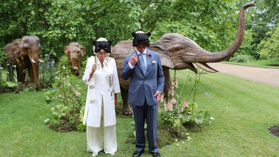 Prince Charles Elephant Family Animal Ball at Clarence House