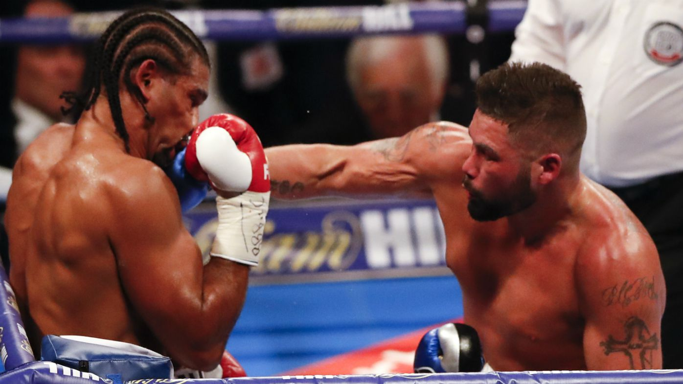 Bellew defeats Haye