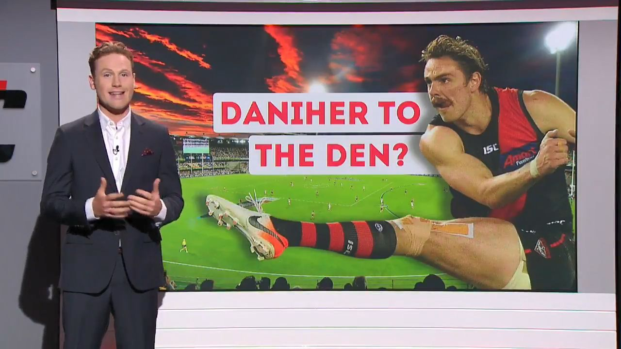 'They were paying for it, for God's sake': Mark Thompson's damning claim about Essendon's supplements scandal