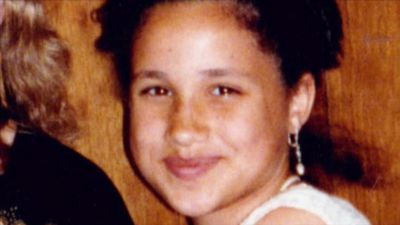Meghan Markle during her childhood years