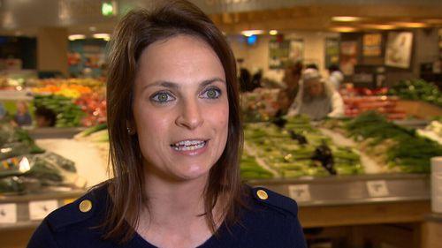 Coles' Martine Alpins said the plastic bag ban was the right move to make.