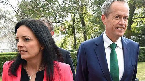 Ms Husar said she still had the support of Labor leader Bill Shorten. Picture: AAP