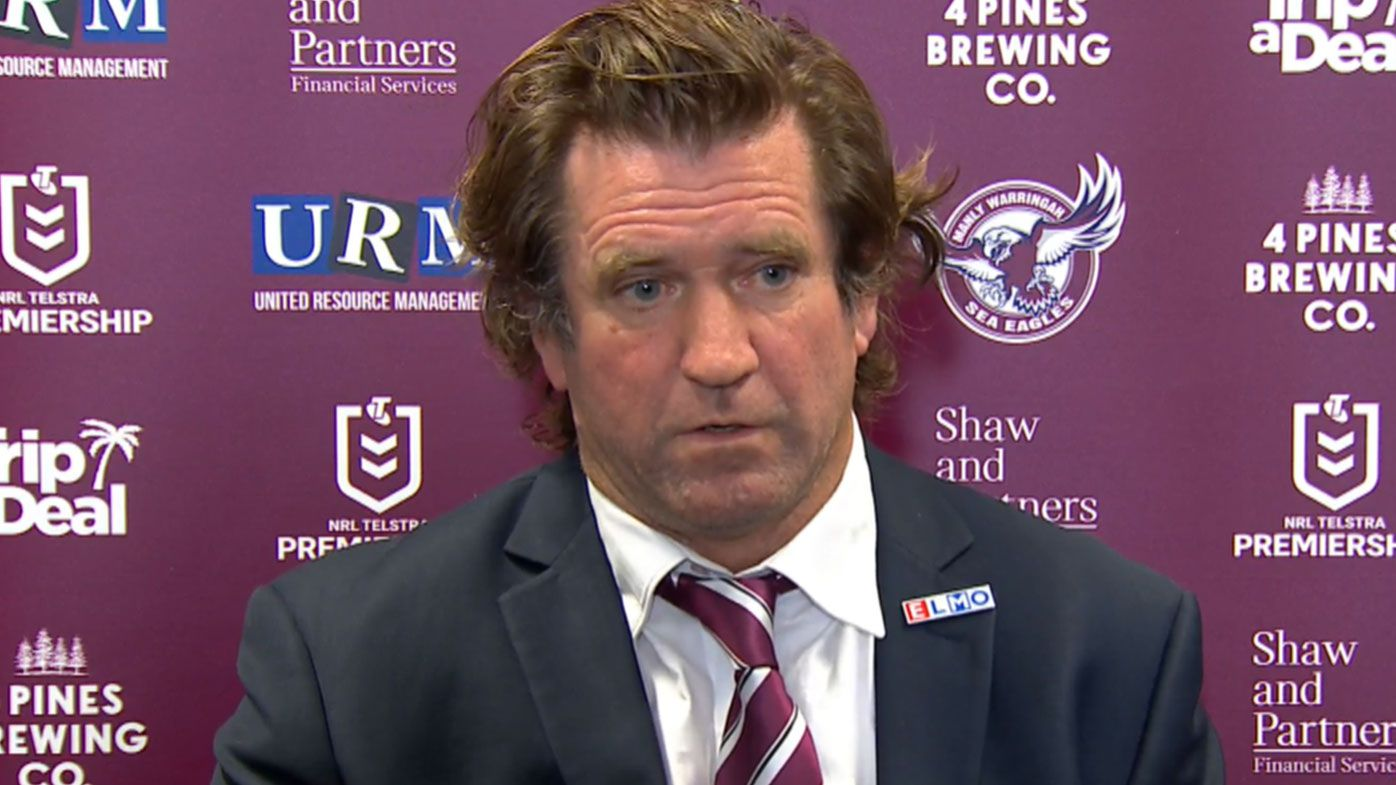 Des Hasler rips 'inconsistent' officiating after Manly's 18-10 loss to Newcastle
