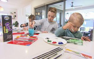 Are your Creative Kids getting artistic bang for their voucher bucks?