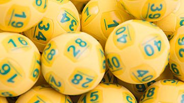 Oz Lotto balls (The Lott)