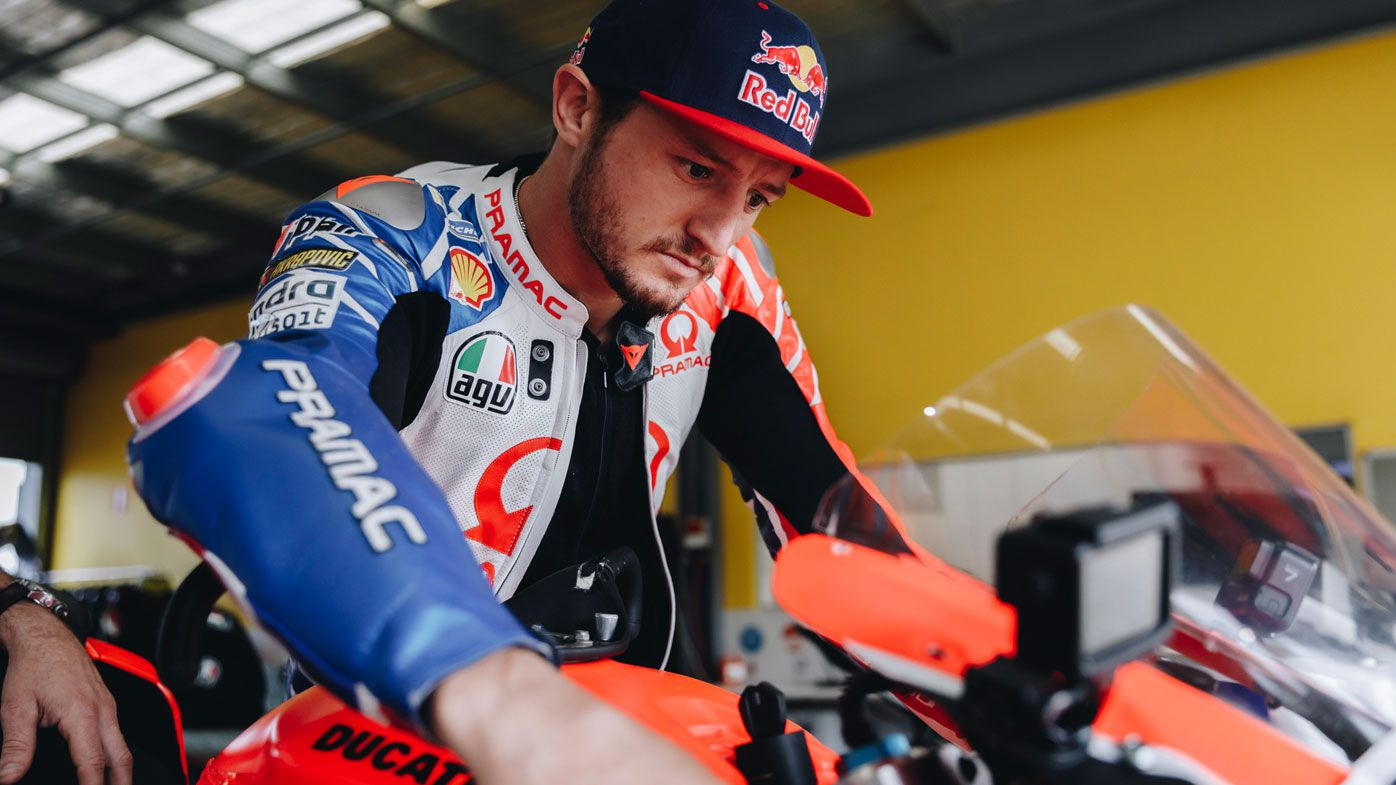 EXCLUSIVE: Jack Miller reveals frightening reality of life as a MotoGP rider