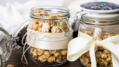 "<a href=""http://kitchen.nine.com.au/2016/05/20/10/59/caramel-popcorn"" target=""_top"">Caramel popcorn</a> recipe"
