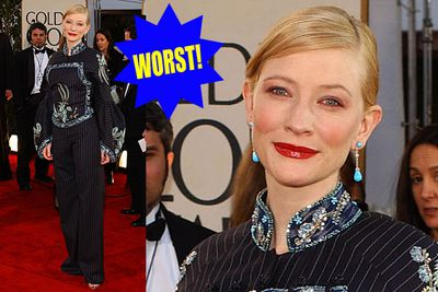 We thought Cate could do no wrong. How wrong we were in 2002.
