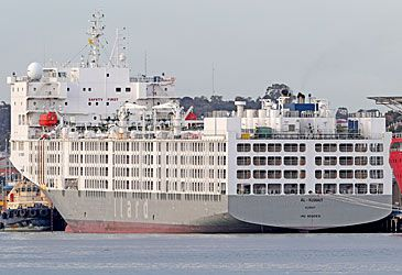 Daily Quiz: Where did livestock carrier Al Kuwait dock with 12 new COVID-19 cases?
