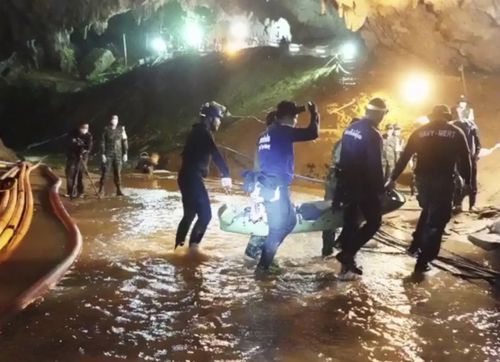 A new book has revealed how the Thai cave rescue actually happened.