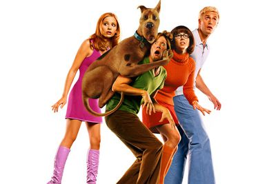 From cartoon to the big screen, Scooby is the coolest crime-solving dog of them all. Get us some Scooby snacks ...