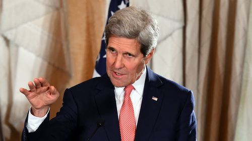 Australian terror plot 'grotesque': Kerry