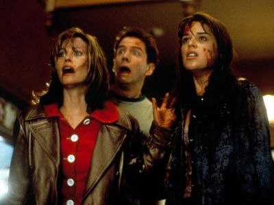 As movie geek Randy Meeks in the <em>Scream</em> franchise, Jamie Kennedy taught us how to survive, at least for a little while, should we ever find ourselves in a horror film. For that, we are forever grateful.