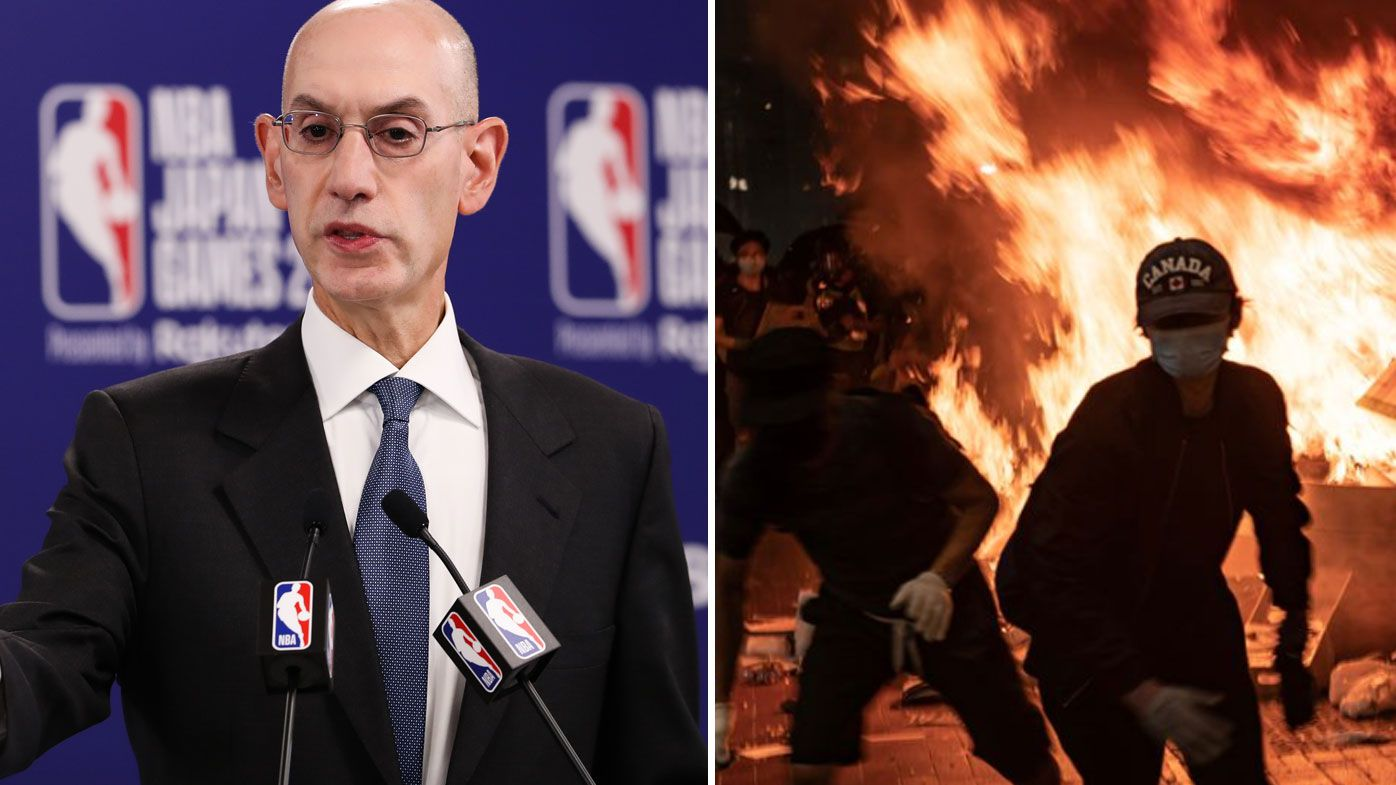Chinese organisers cancel NBA promotional event as $4 billion relationship continues to deteriorate