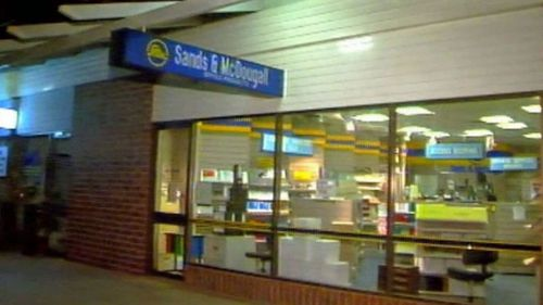 Ms Poll was counting the takings at her local store when a man entered at closing time on April 29, 1993. She was attacked and tried to flee to the back room but was stabbed to death.