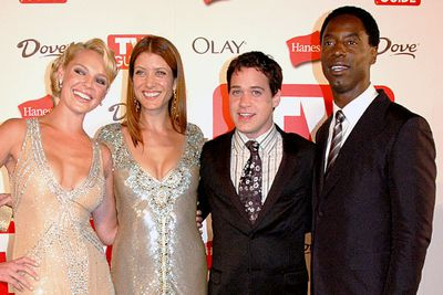 <B>The scandal:</B> In October 2006, star Isaiah Washington reportedly took co-star Patrick Dempsey by the throat during an argument, and then called castmate T.R. Knight the F-word (the <I>other</I> F-word, that is).<br/><br/><B>OMG factor:</B> Extreme. <em>Grey's Anatomy </em>has had many onscreen dramas, but it was fair to assume that the male cast members were professionals — not fighting like foul-mouthed homophobic school boys behind the scenes. Washington was (rightly) dropped from the show in 2007.