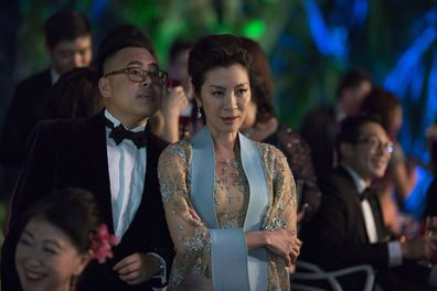 Nico Santos, Crazy Rich Asians, Michelle Yeoh