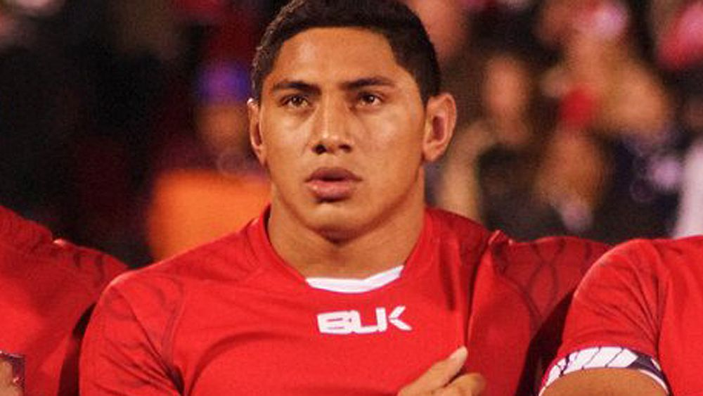 Rugby League World Cup: Jason Taumalolo to do his talking on the field for Tonga