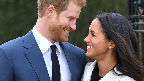 Prince Harry and Meghan Markle will invite 2,640 members of the public to their wedding. (AAP)