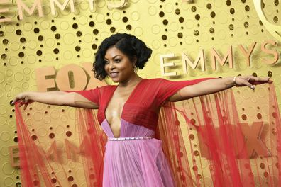 Taraji P. Henson attends the 71st Emmy Awards